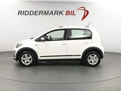 brugt VW cross up! 1.0 75hk Nyservad Nybesiktigad Leasebar