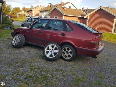 begagnad Saab 900 2.0t Talladega -97