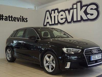 begagnad Audi A3 8V Facelift
