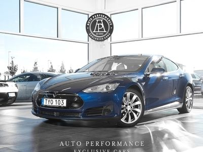 begagnad Tesla Model S 85D / MELLANDAGSPRIS /