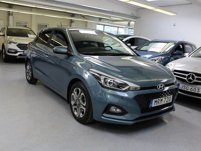 begagnad Hyundai i20 1.0 T-GDI blue Euro 6 100hk PREMIUM