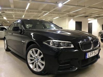 gebraucht BMW 535 d xDrive M-Sport 313hk Innovation Se spec!