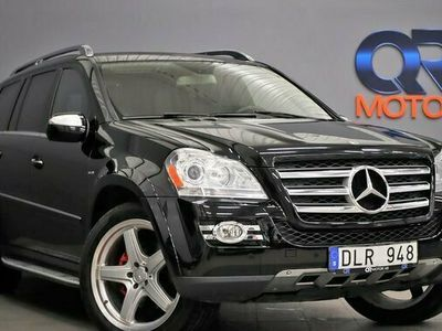 begagnad Mercedes 500 GL Benz4MATIC 7G-Tronic Euro 6 7-sits 2009, Kombi Pris 209 900 kr