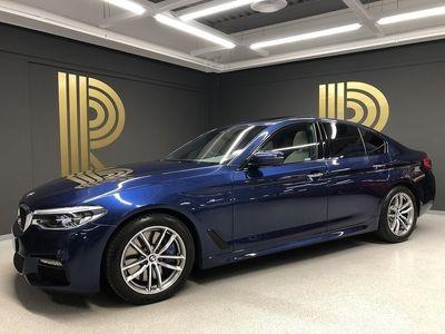 begagnad BMW 540 i xDrive M Sport (340hk) Harmon / M-v -17