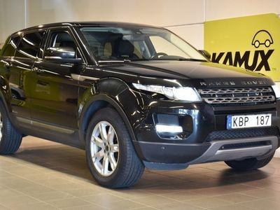 gebraucht Land Rover Range Rover evoque 2.2 SD4 5dr 190hk Aut Navi Backkamera