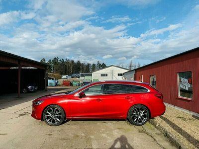 begagnad Mazda 6 6 Wagon 2.2 SKYACTIV-D Euro175hk