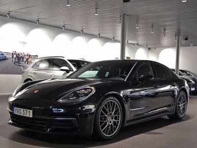 begagnad Porsche Panamera 4