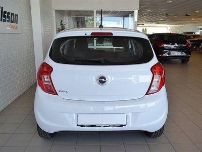 gebraucht Opel Karl 1.0 Enjoy (75hk) med 3-års FRI SERVICE & IntelliLink