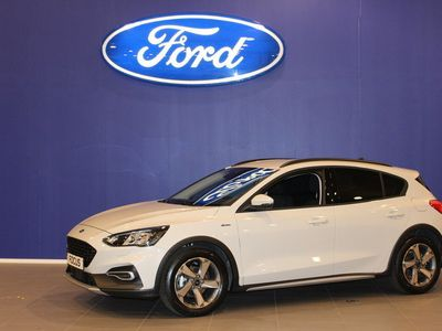 begagnad Ford Focus Active 1,0 EcoBoost mHEV 125hk Dahlqvists Edt 5-d
