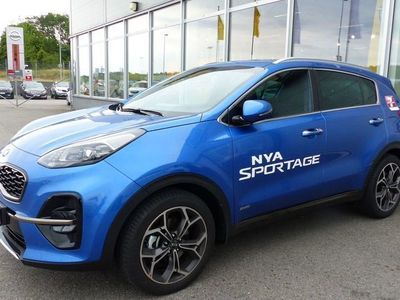 brugt Kia Sportage 1.6-T DCT AWD GTLINE SALOMON EDITION