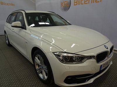 begagnad BMW 318 d Touring Sport line Euro 6 150hk