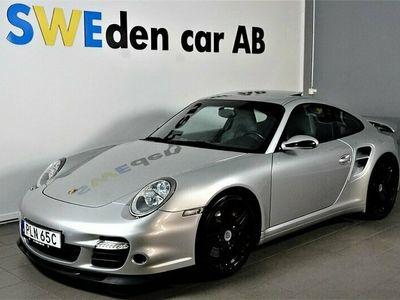 begagnad Porsche 911 Turbo 520hk manuell 2500:- månad