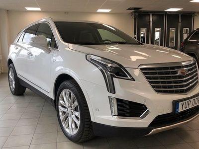 begagnad Cadillac XT5 Platinum 3.6L V6 AWD 2018, SUV 469 900 kr