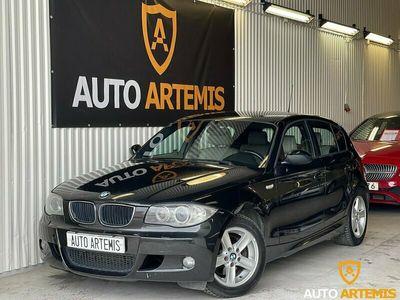 begagnad BMW 120 d Steptronic M Sport, Advantage, Comfort 177hk