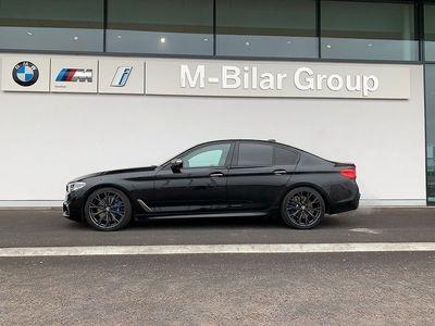 begagnad BMW M550 i xDrive/ M Performancefälgar/ 462hk/ Nypris: 1.005 300:-/ Massa