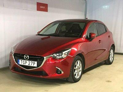 begagnad Mazda 2 5-dörrar 1.5 SKYACTIV-G Automat GPS