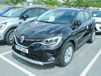 begagnad Renault Captur II TCe 100 Zen