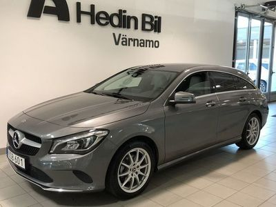 begagnad Mercedes CLA200 Shooting Brake Aut Nav Drag
