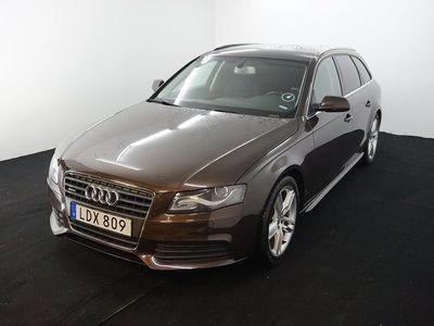 begagnad Audi A4 Avant 2.0 TDI DPF quattro Proline 143hk