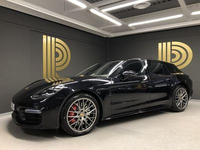 begagnad Porsche Panamera Turbo Sport Turismo (550hk) OBS SPEC! / Sv-såld