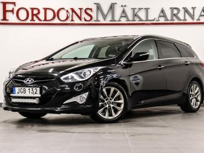 begagnad Hyundai i40 1.7 CRDi NAVI VÄRMARE KAMERA FRI