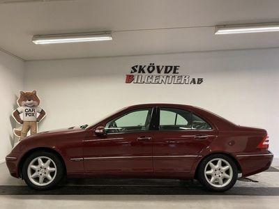 begagnad Mercedes C240 Elegance/170HK ev byte/fi -01