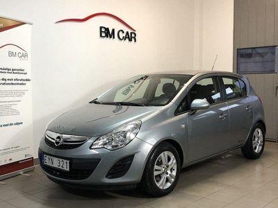 begagnad Opel Corsa 1.2 ecoFLEX (85hk) 5dr / PDC /