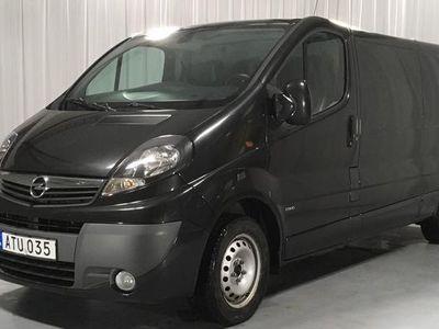begagnad Opel Vivaro 2.0 CDTI 2014, Personbil 95 353 kr - 122 213 kr