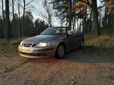 begagnad Saab 9-3 Cabriolet 2.0 T Arc 210hk -04