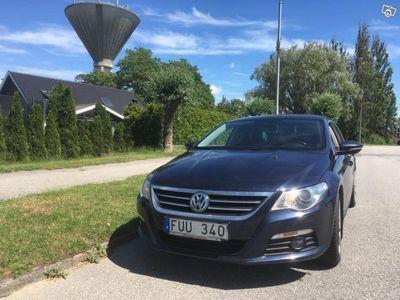 begagnad VW CC 1,4 TSI, 158hp, DRAG -11
