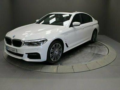 begagnad BMW 530 e xDrive 1. M-Sport Connected Innovation 2020, Sedan 639 000 kr