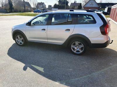 begagnad Dacia Logan MCV Stepway 0.9