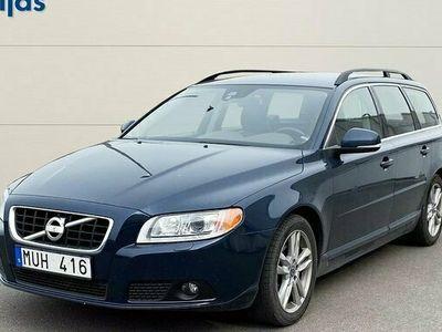begagnad Volvo V70 D4 163 S/S Momentum DE