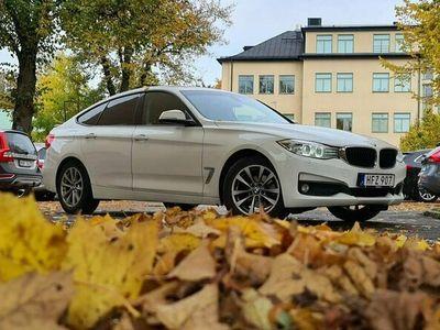 begagnad BMW 318 Gran Turismo d Steptronic