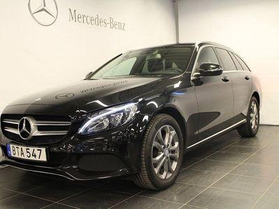 begagnad Mercedes 220 C-klass4MATIC Kombi