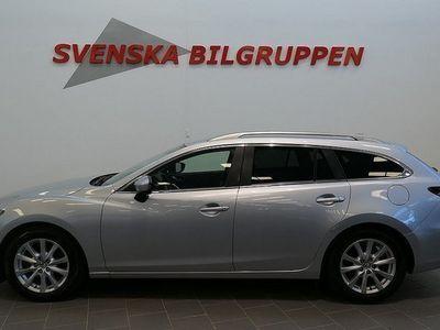 begagnad Mazda 6 6 2.2 SKYACTIV-D AWD EuroNav S+V-hjul