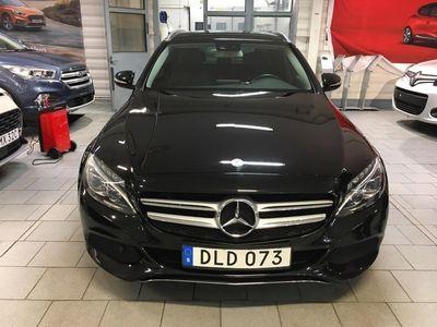 begagnad Mercedes C220 BlueTEC S205 (170hk)