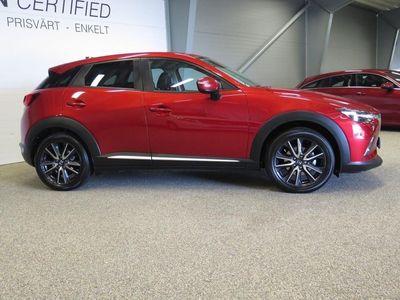 begagnad Mazda CX-3 CX-3Optimum AWD 2.0 150 hk