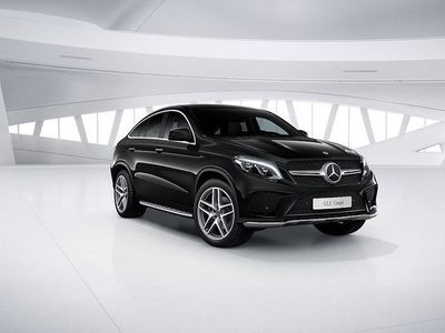 begagnad Mercedes 350 GLE Benzd 4MATIC Coupé AMG-Line 2019, SUV 764 500 kr