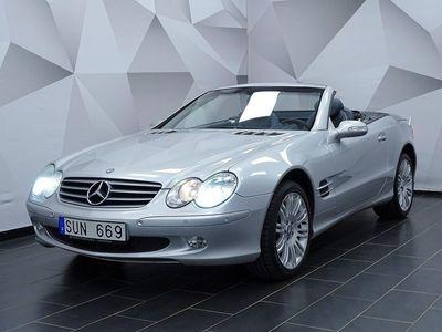 brugt Mercedes 500 SL-Klass5G-Tronic 306hk, Svensksåld