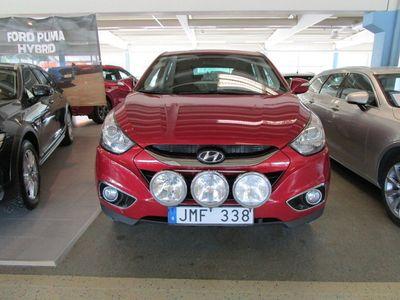begagnad Hyundai ix35 2,0