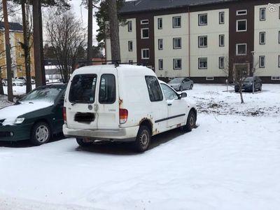 begagnad VW Caddy TDI -99