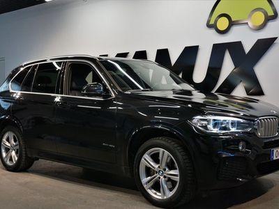 begagnad BMW X5 40e xDrive   M-sport   Panorama   313hk