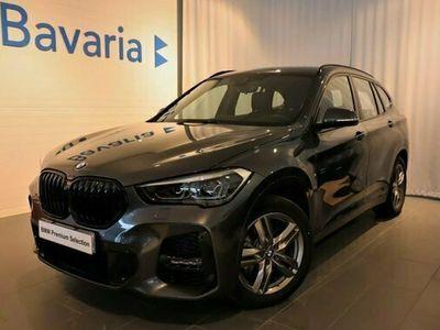 begagnad BMW X1 xDrive 20i M Sport Drag Head up-display Navigation 2021
