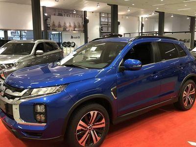 begagnad Mitsubishi ASX 2.0 4WD CVT, 150hk, Komfort