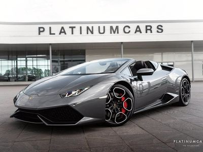 begagnad Lamborghini Huracán HuracánSpyder LEASEBAR / Carbon / LIFT