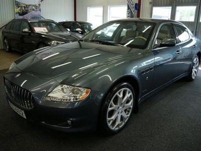 "begagnad Maserati Quattroporte 4,7 S Executive""4540kr/mån"""