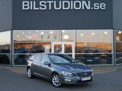 gebraucht Volvo V60 D3 Summum 4.100 Mil Euro 6 150hk