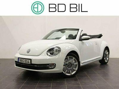 begagnad VW Beetle  VW
