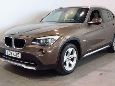 begagnad BMW X1 xDrive20D Steptronic Motorv / Drag